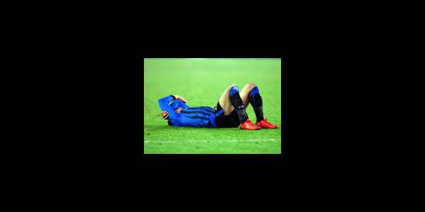 Le FC Bruges n'ira pas en 1/16e de finale - La Libre