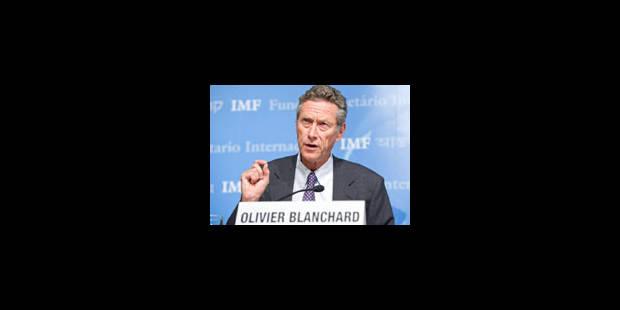 FMI: il est urgent de relancer la demande - La Libre