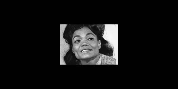 Décès de la chanteuse Eartha Kitt - La Libre