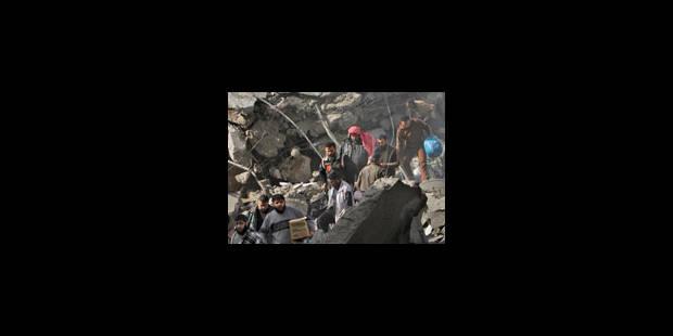 97% des victimes appartiendraient au Hamas - La Libre