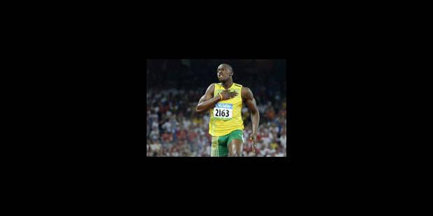 Les athlètes Bolt et Isinbayeva Sportifs de l'année 2008 - La Libre