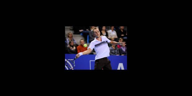 Steve Darcis en route vers 2009 - La Libre