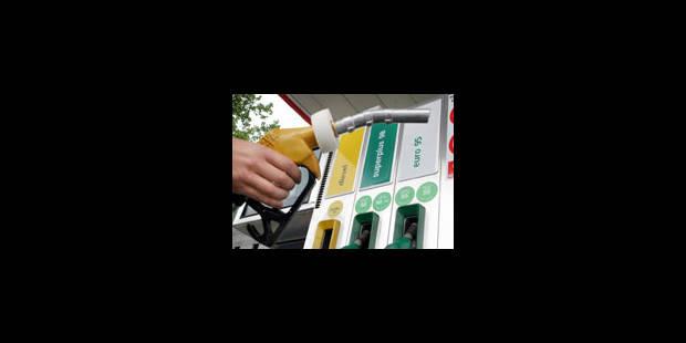 L'essence, le diesel et le mazout moins chers jeudi