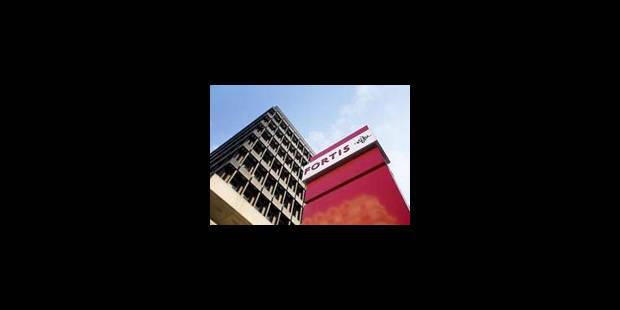 Fortis Banque Belgique a perdu 4,5% de ses dépôts en 2008 - La Libre