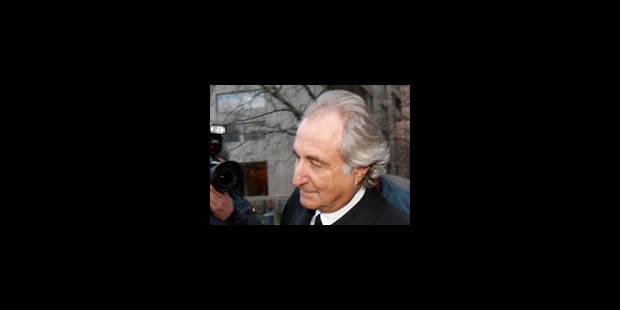 Madoff a essayé de cacher des bijoux - La Libre