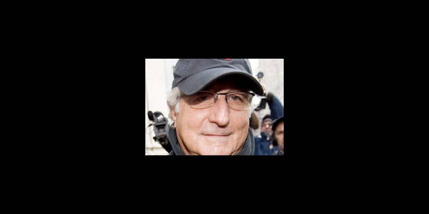 Enquête sur les activités de Madoff en Grande-Bretagne - La Libre