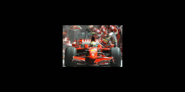 Ferrari dévoile la F60 - La Libre