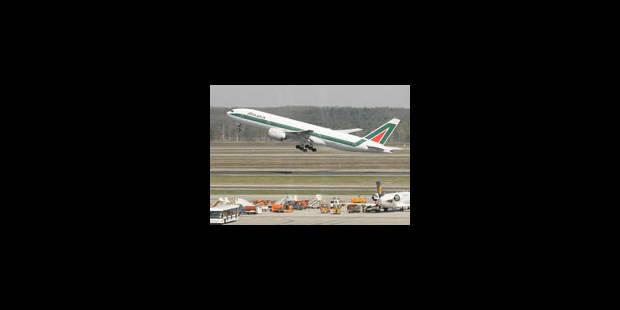 Alitalia redécolle avec Air France-KLM - La Libre