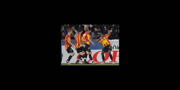 Le Kavé élimine Anderlecht