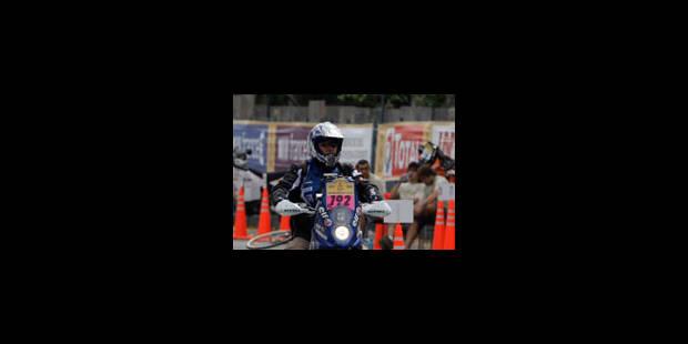 Mort d'un motard français au Dakar - La Libre