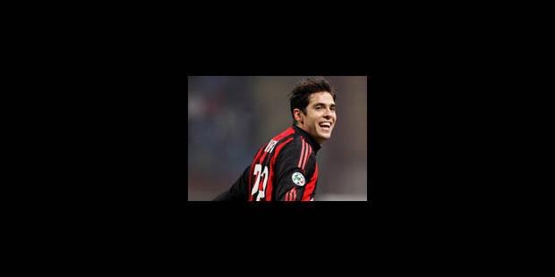 Kaka dément vouloir quitter l'AC Milan