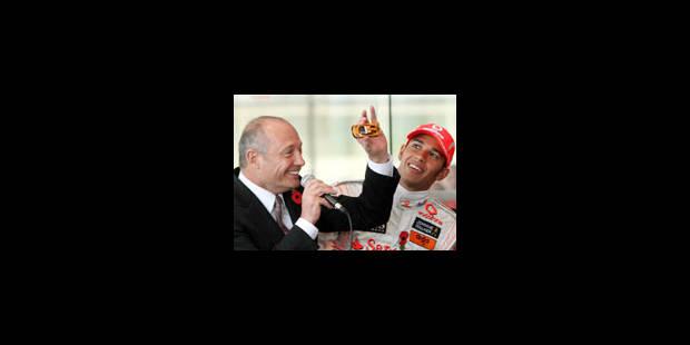 McLaren: Ron Dennis démissionne en mars - La Libre