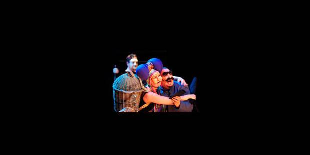 Cruelle et flamboyante Turandot - La Libre