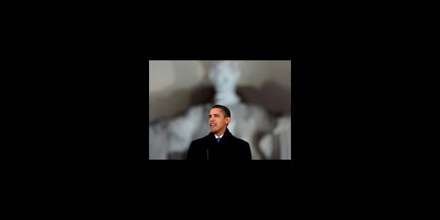 Obama face à l'Histoire - La Libre