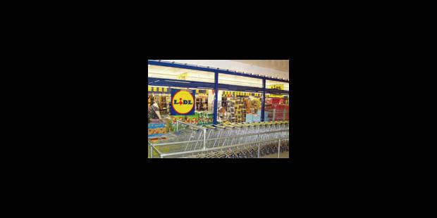 Les magasins à bas prix profitent de la crise - La Libre