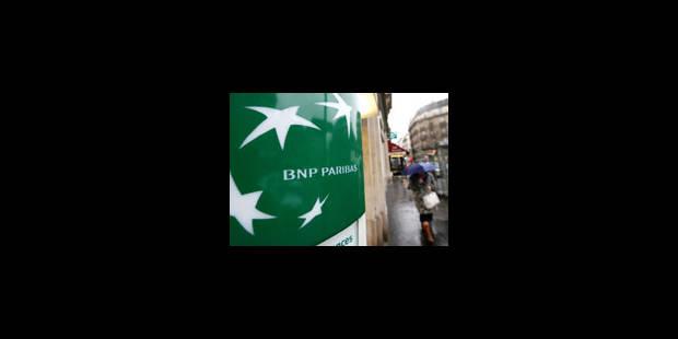 Les dirigeants de BNP Paribas renoncent à leur bonus - La Libre