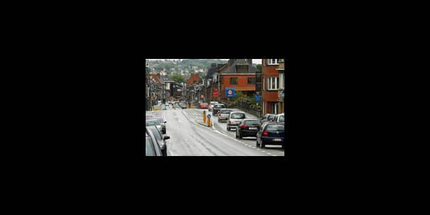 Gare aux radars aux entrées de Namur - La Libre