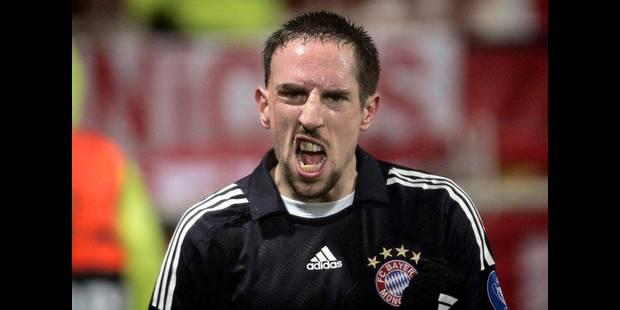 L'AC Milan offre 35 millions pour Franck Ribéry - La Libre