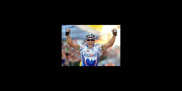 Armstrong prend ses marques - La Libre