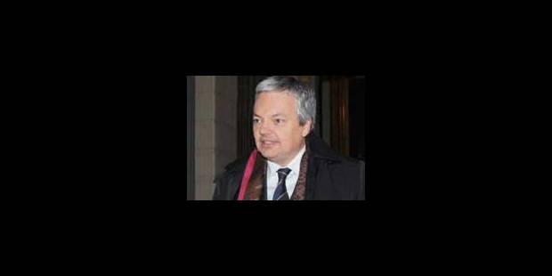 Fortis : Reynders réfute toute pression sur la justice - La Libre