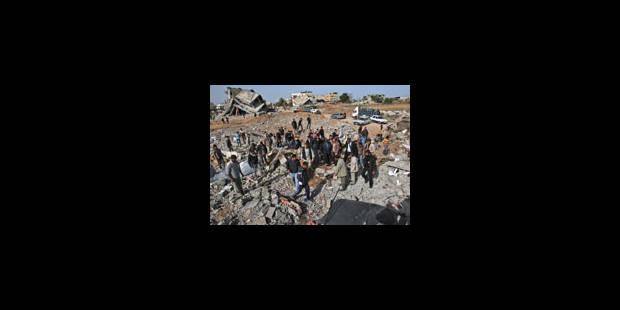 Aveugles à Gaza, aveugles à Jérusalem - La Libre
