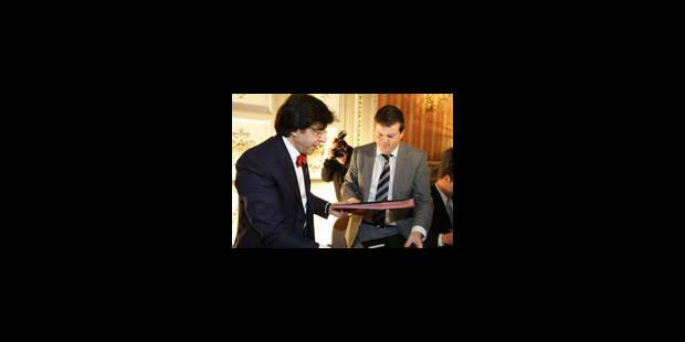 Accord Malines-Mons 2015 - La Libre