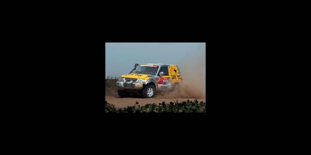 Mitsubishi annonce son retrait du Paris-Dakar - La Libre
