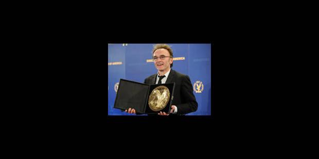 Danny Boyle récompensé par ses pairs - La Libre