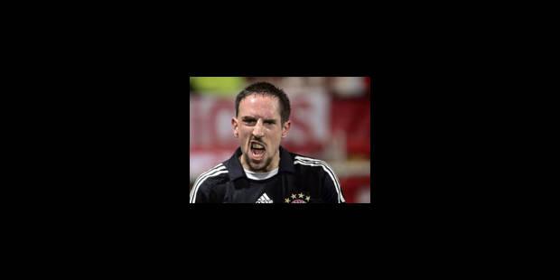 Ribéry se sent mûr pour être capitaine des Bleus