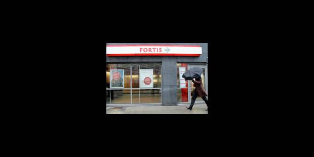 Non à la vente de Fortis - La Libre