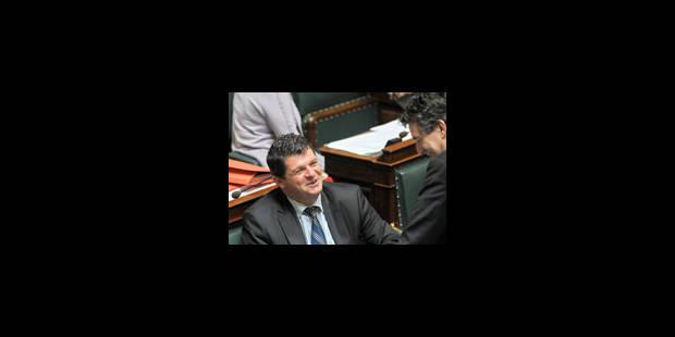 Les travaux de la Commission Fortis en suspens - La Libre