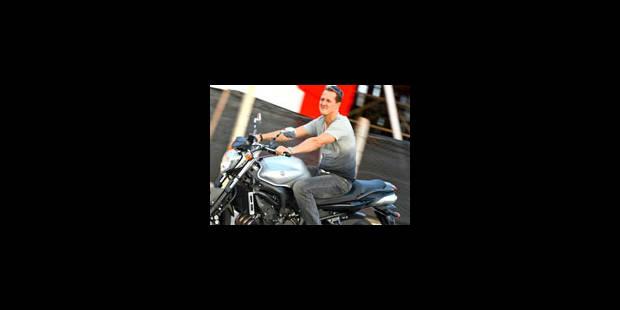 Schumacher hospitalisé après une chute à moto - La Libre