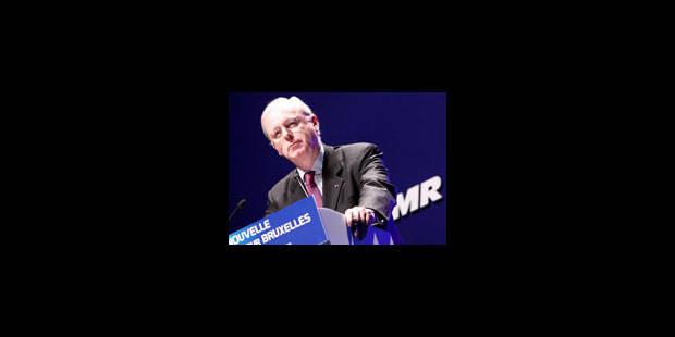 """De Decker veut """"réveiller Bruxelles"""" - La Libre"""