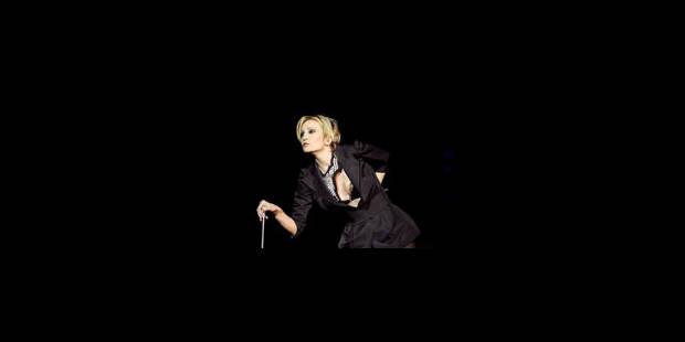 Patricia Kaas a joué cabaret - La Libre