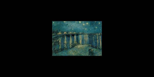 Van Gogh et les couleurs de la nuit - La Libre