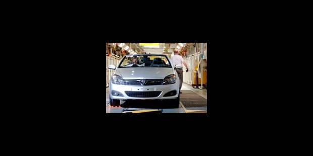 Opel Anvers : l'inquiétude