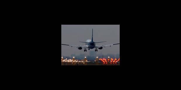 Brussels Airport: 15 pc de passagers en moins en janvier 2009
