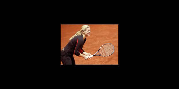Kim Clijsters en exhibition à Wimbledon en mai - La Libre