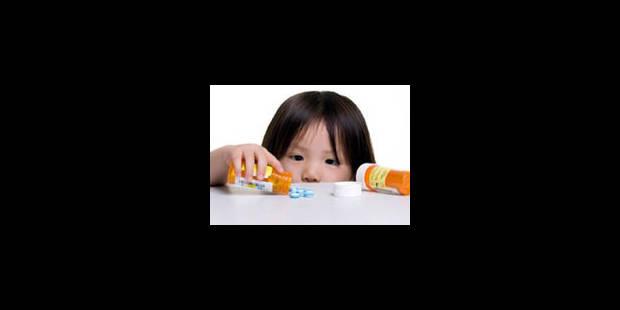 La prise de médicaments augmente chez les enfants