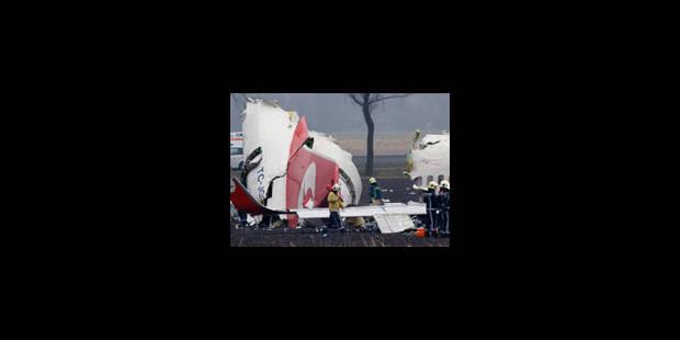 Crash de Schiphol: 9 morts - La Libre