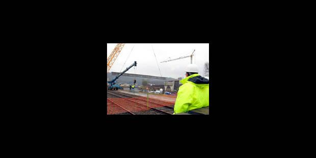 Construction: les signes de ralentissement se confirment - La Libre