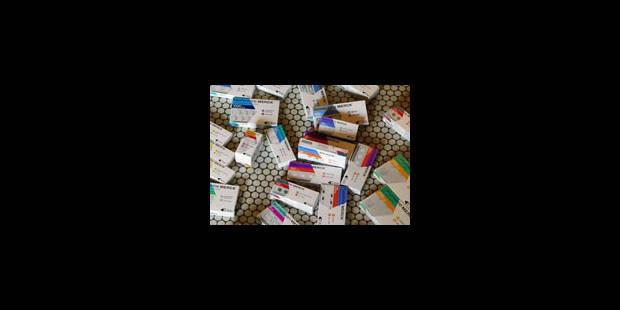 """Ecolo: """"nos médicaments 5 à 15 fois trop chers"""" - La Libre"""