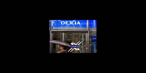 Dexia a perdu 3,3 milliards en 2008