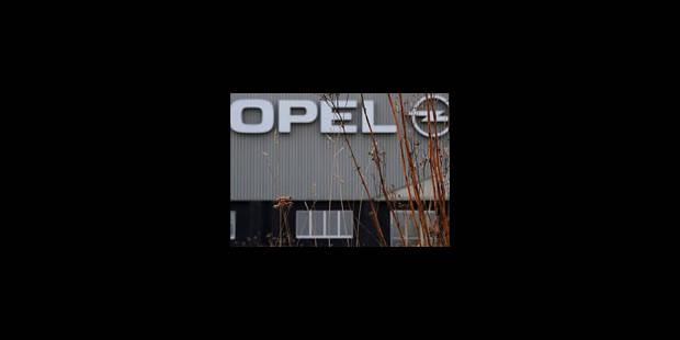 Les salariés d'Opel appelés à une journée d'action européenne