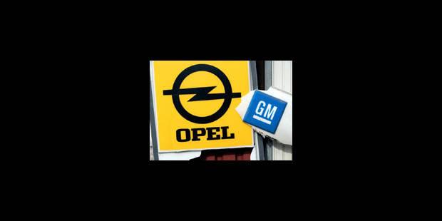 Opel Anvers reste dans l'expectative
