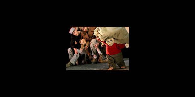 Cirque en tous sens - La Libre