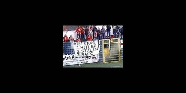 La RTBF interpelle l'URBSFA et l'Antwerp - La Libre