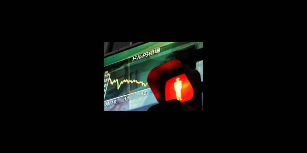 Les marchés européens à nouveau dans le rouge