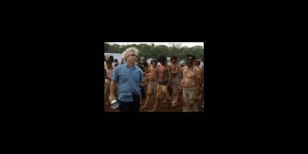 Faire du cinéma pour aider les Indiens - La Libre
