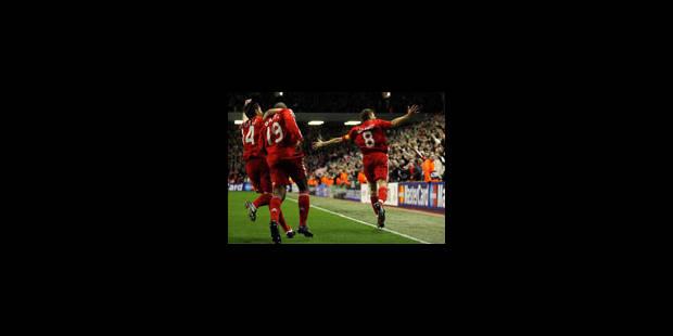 Liverpool écrase le Real, sans forcer